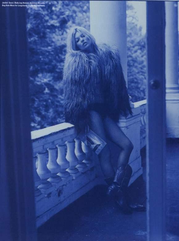 Kate Moss i D Winter 2010 3
