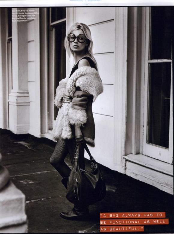 Kate Moss i D Winter 2010 4