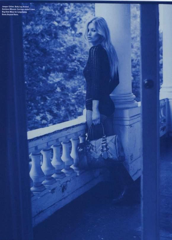 Kate Moss i D Winter 2010 5