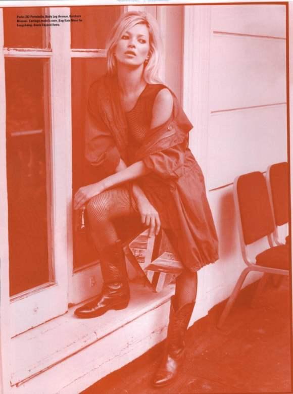 Kate Moss i D Winter 2010 6