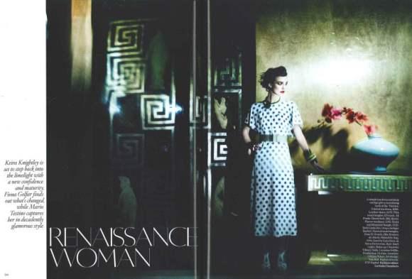 Keira Knightley Vogue UK January 2011 3
