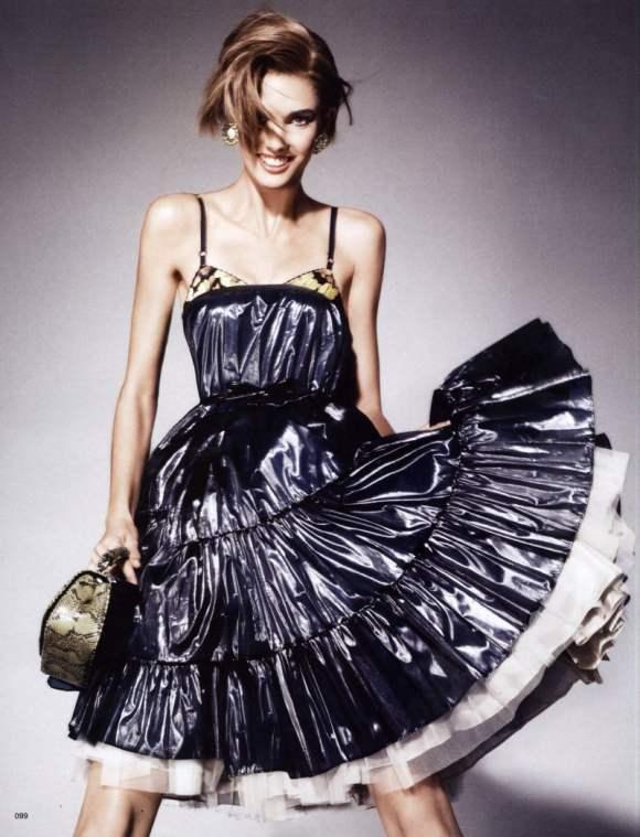 Kendra Spears Vogue Nippon January 2011 3