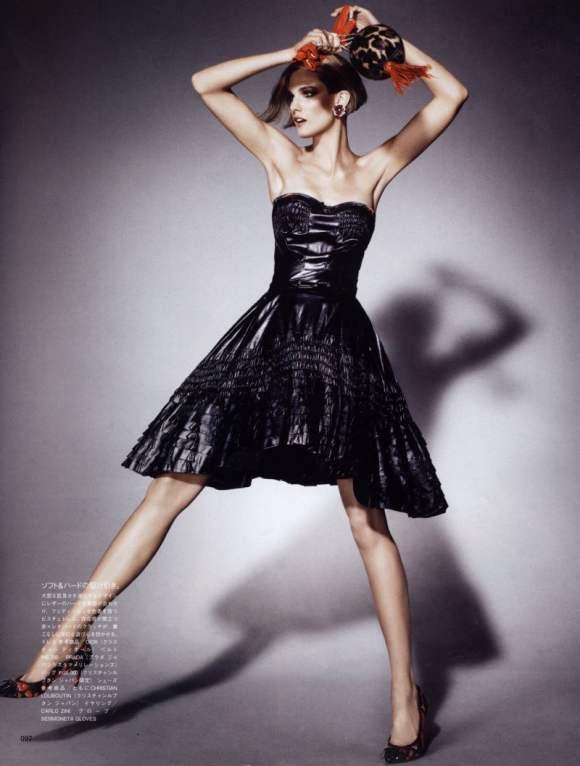 Kendra Spears Vogue Nippon January 2011 8