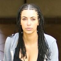 Kim Kardashian debuts Cornrows