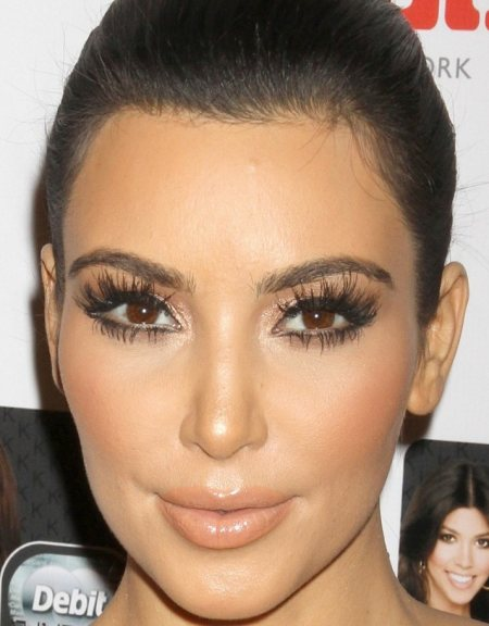 Celebrity Fake Eyelashes