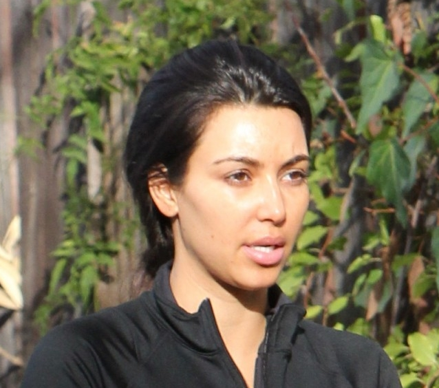 Kim Kardashian without makeup-3
