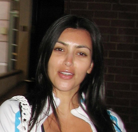 Kim Kardashian without makeup-4