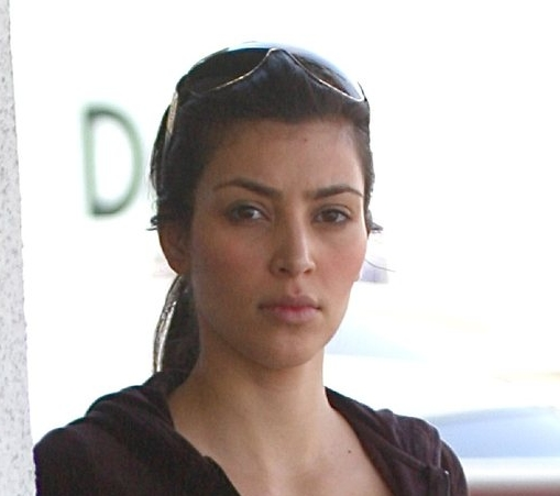 Kim Kardashian without makeup-5