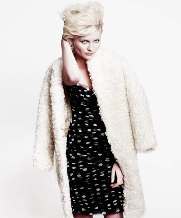 Kirsten Dunst for BlackBook December 2010 3