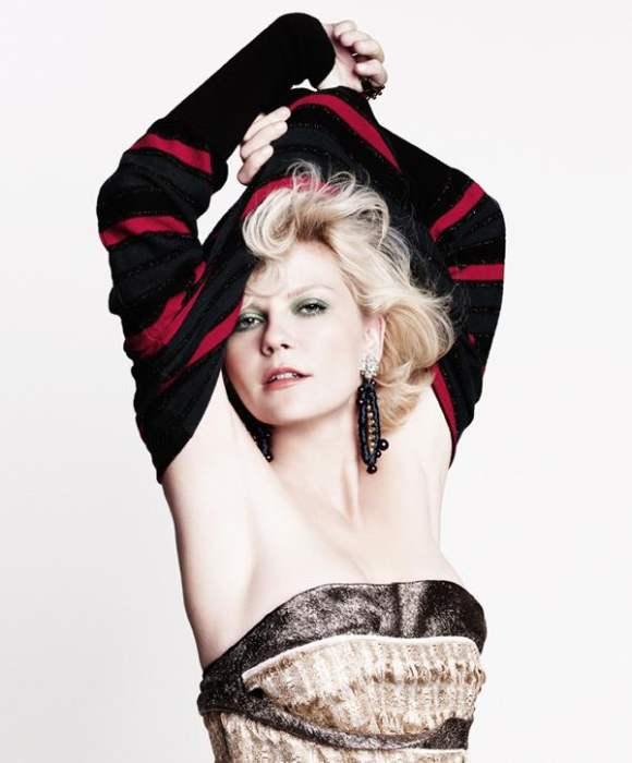 Kirsten Dunst for BlackBook December 2010 8