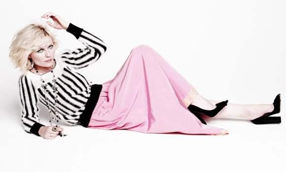 Kirsten Dunst for BlackBook December 2010 9