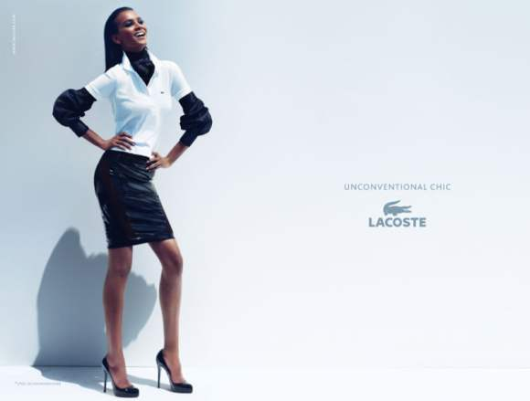 Lacoste Spring 2011 Campaign 1