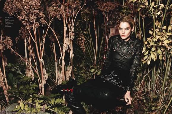 Lauren Brown for AMICA December 2010 5