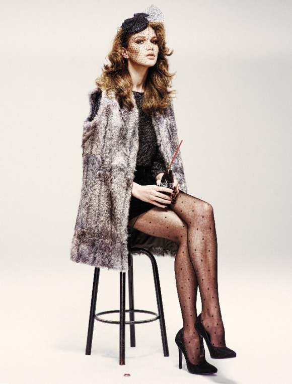 Lena Lomkova Vogue Turkey December 2010 2