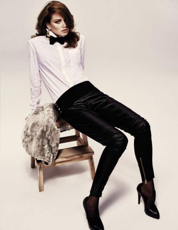 Lena Lomkova Vogue Turkey December 2010 5