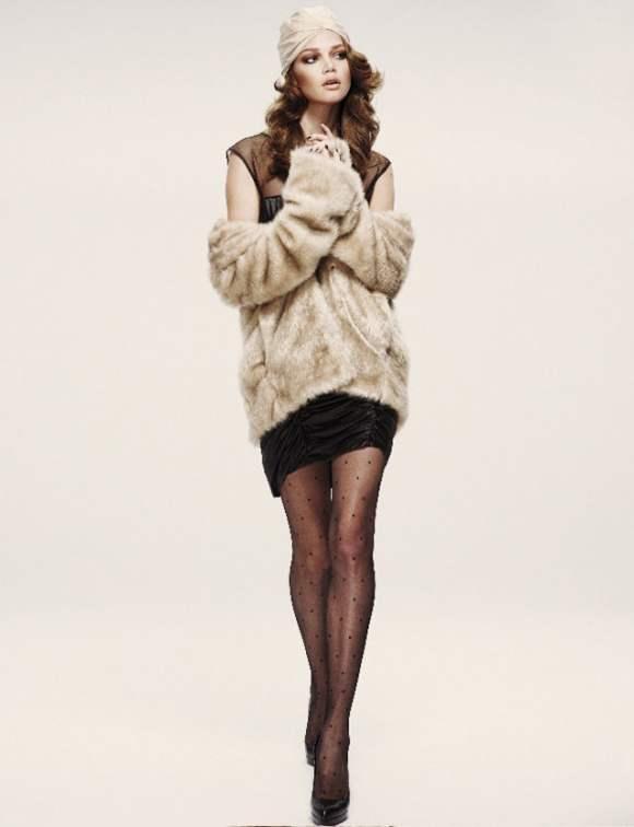 Lena Lomkova Vogue Turkey December 2010