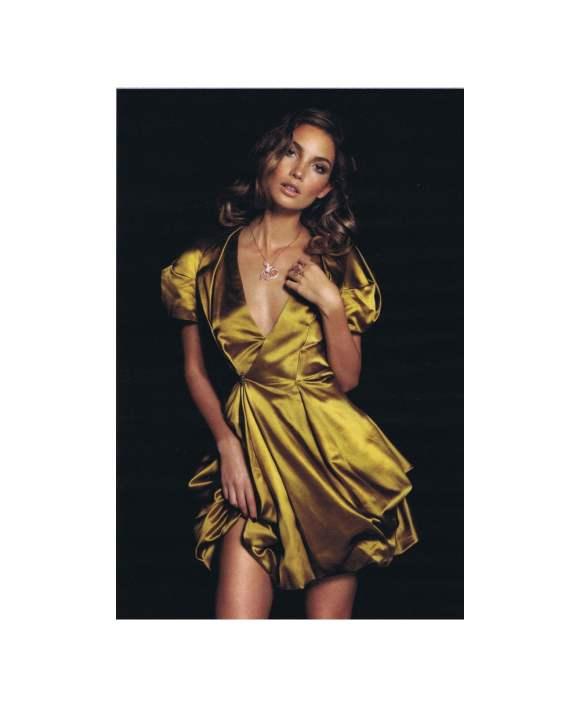Lily Aldridge VEGAS Magazine December 2010 4