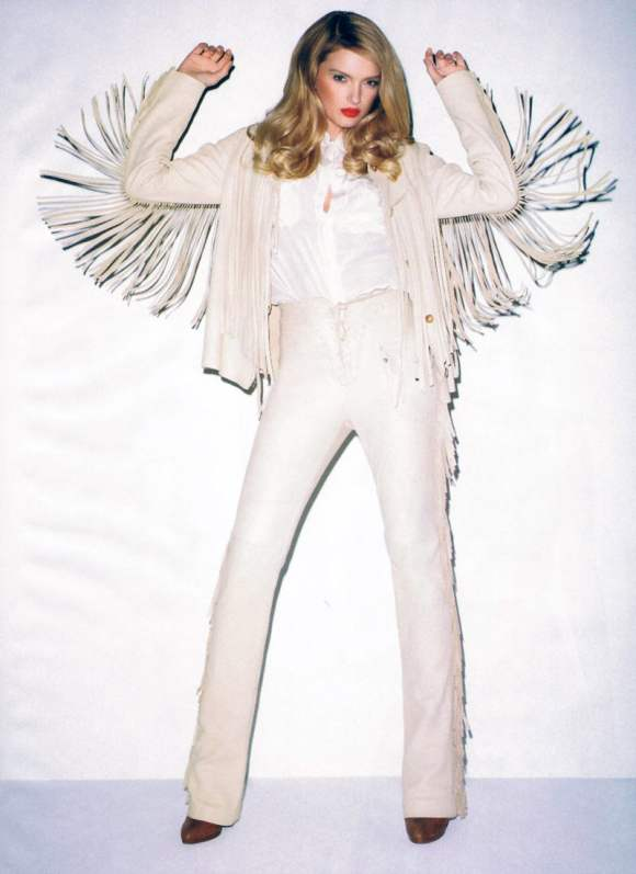 Lily Donaldson for Harpers Bazaar US January 2011 10