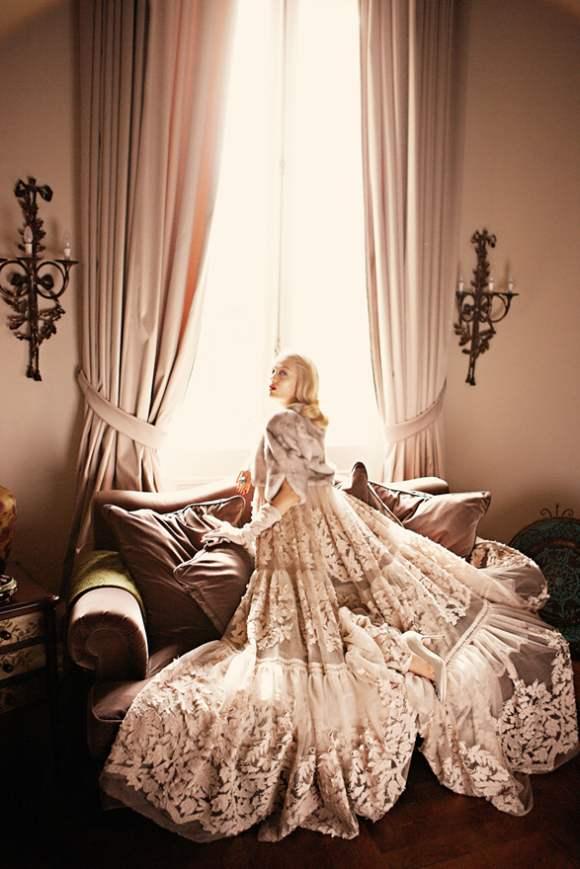 Madisyn Ritland for Vogue Hellas December 2010 2