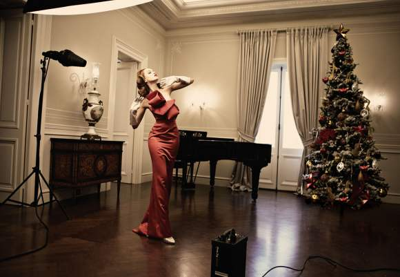 Madisyn Ritland for Vogue Hellas December 2010 3