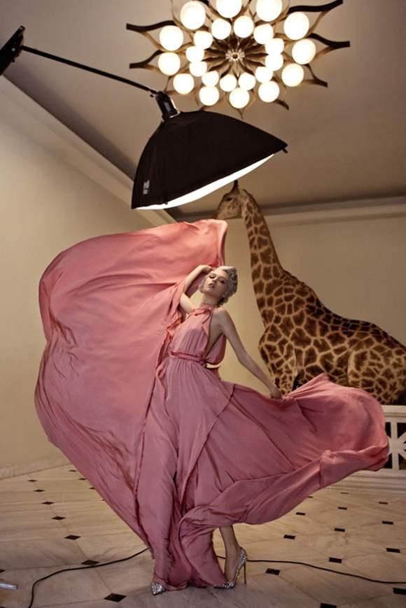 Madisyn Ritland for Vogue Hellas December 2010 4