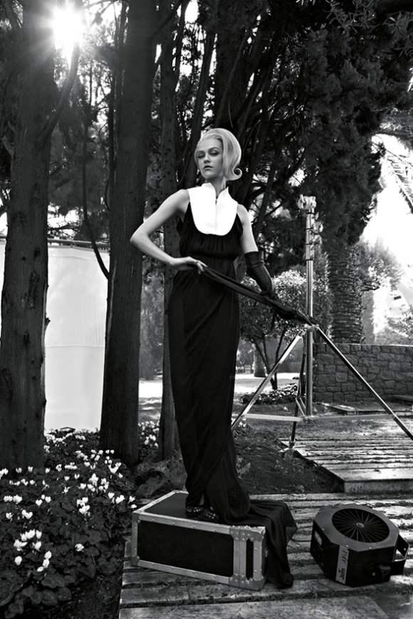 Madisyn Ritland for Vogue Hellas December 2010 5