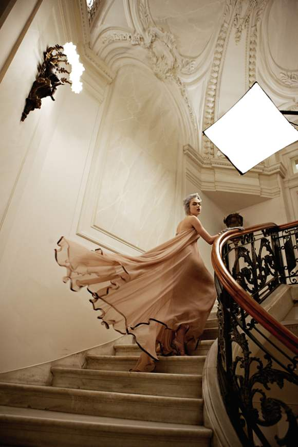 Madisyn Ritland for Vogue Hellas December 2010 6