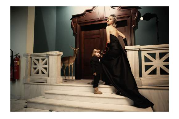 Madisyn Ritland for Vogue Hellas December 2010 7