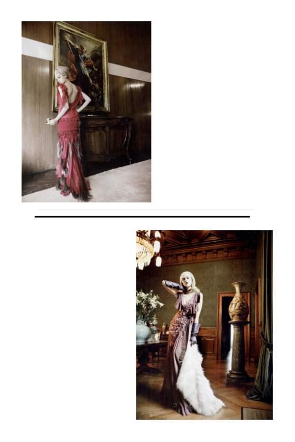 Madisyn Ritland for Vogue Hellas December 2010 8