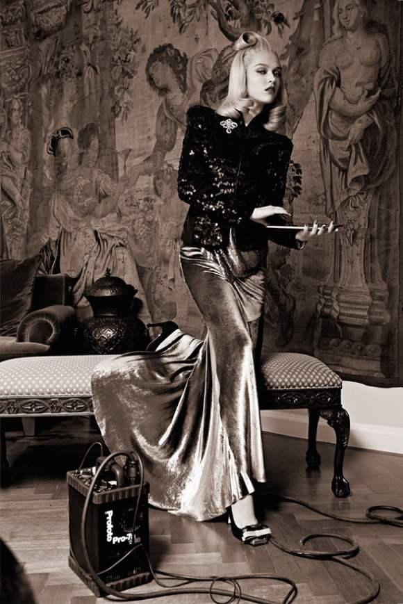 Madisyn Ritland for Vogue Hellas December 2010