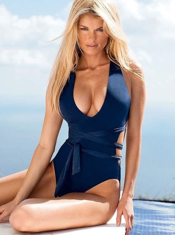 Marisa Miller Victorias Secret Swimwear Catalogue