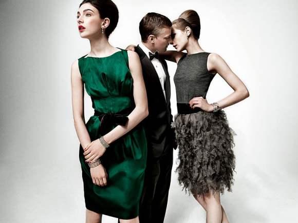 Max Mara Elegante FallWinter 2010 Campaign 6