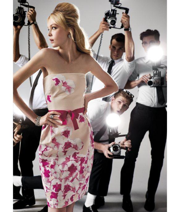 Max Mara Elegante Spring 2011 Campaign 2