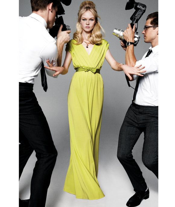 Max Mara Elegante Spring 2011 Campaign 3