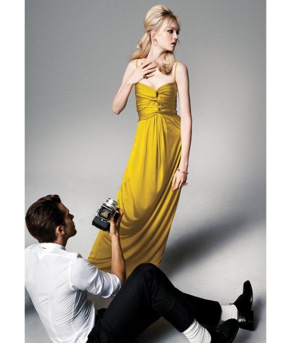 Max Mara Elegante Spring 2011 Campaign 7