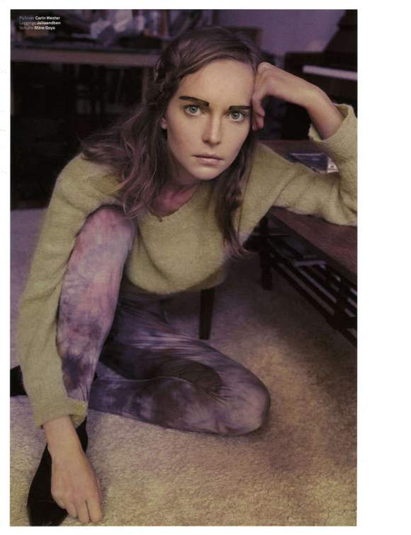 Millicent Nobis for JnC Magazine 5