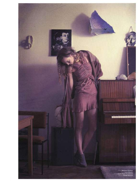 Millicent Nobis for JnC Magazine 8