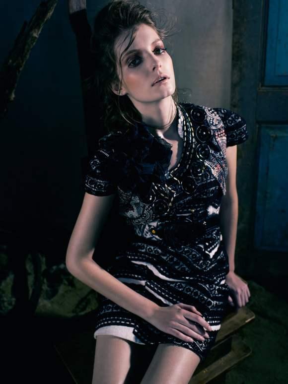 Natalia Shueroff for Essenciale Spring 2011 Campaign 10
