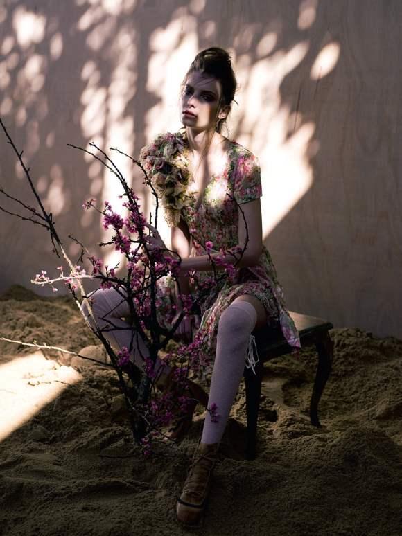 Natalia Shueroff for Essenciale Spring 2011 Campaign 5