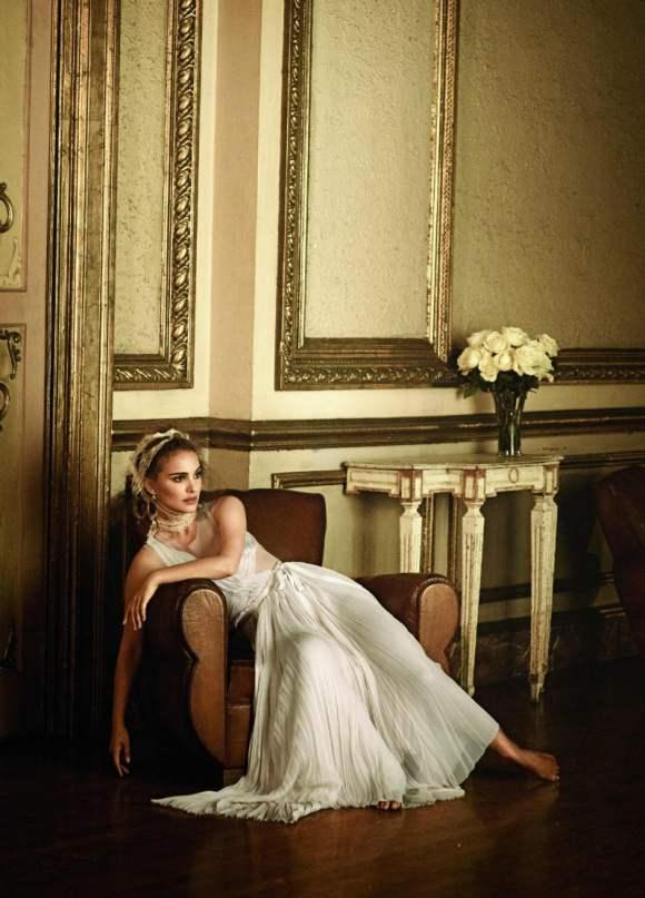 Natalie Portman for Vogue US January 2011 Editorial 3