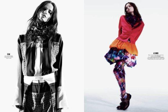 Natasha Poly for V Magazine 69 3