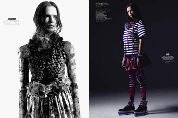 Natasha Poly for V Magazine 69 6