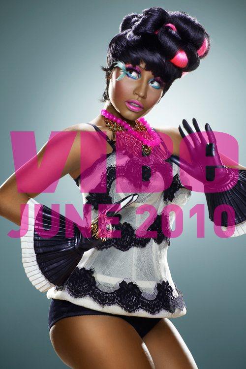 Nicki Minaj VIBE June 2010-2