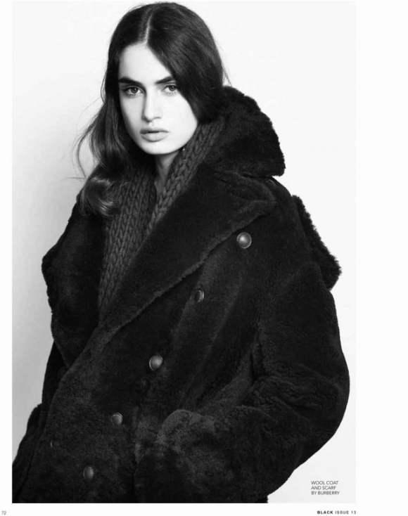 Pauline Van Der Cruysse for Black Magazine F W 2010