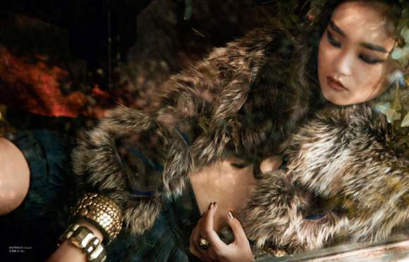 Qiao Qi for ROUGE Winter 2010 3