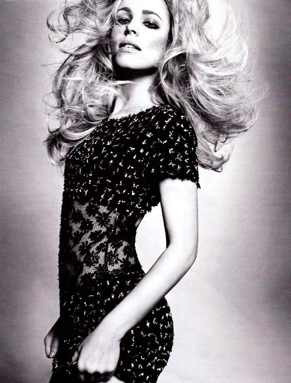 Rachel Mcadams Vogue Italia December 2010 3