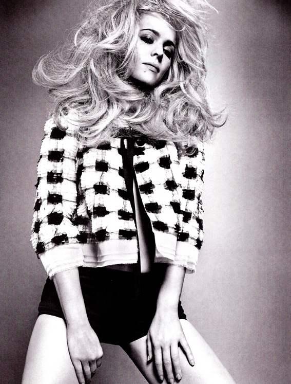 Rachel Mcadams Vogue Italia December 2010 6