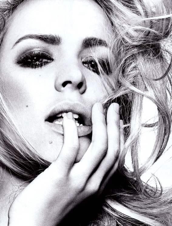 Rachel Mcadams Vogue Italia December 2010
