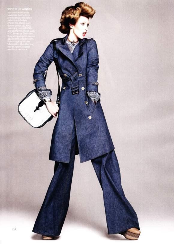 Raquel Zimmermann for Vogue US January 2011 2