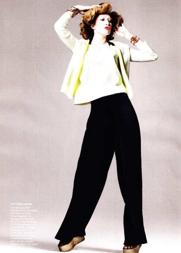 Raquel Zimmermann for Vogue US January 2011 5
